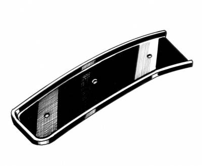 EXTERIOR - Quarter Window Parts - 143-349-L/R