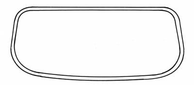 EXTERIOR - Window Trim Molding - 143-355A