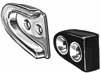 INTERIOR - Door Hardware - 151-289
