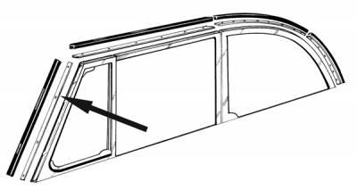 EXTERIOR - Door Hardware - 151-351A