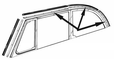 EXTERIOR - Door Hardware - 151-359A