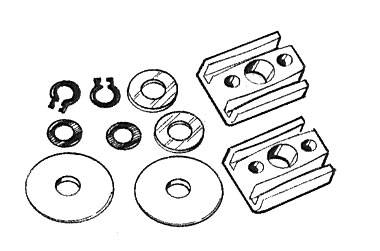 INTERIOR - Door Hardware - 151-507