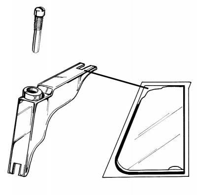 EXTERIOR - Door Hardware - 151-627