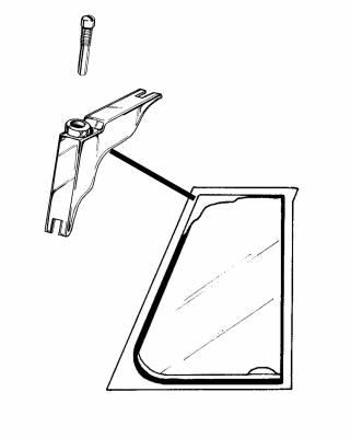 EXTERIOR - Door Hardware - 151-628A