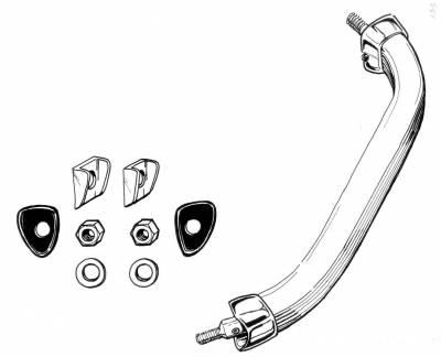 INTERIOR - Dash Parts & Accessories - 151-641C-BK