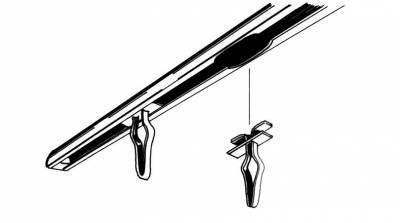 EXTERIOR - Door Hardware - 151-698
