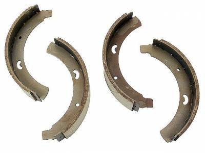 BRAKE SYSTEM - Brake Shoes & Springs - 211-609-537B