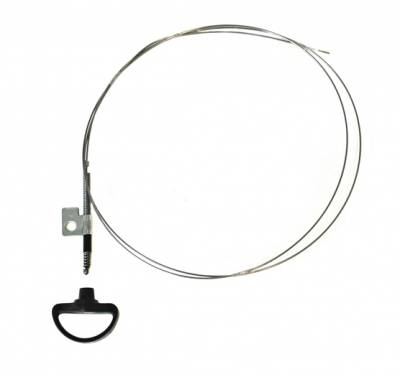 INTERIOR - Release Cables - 181-557A