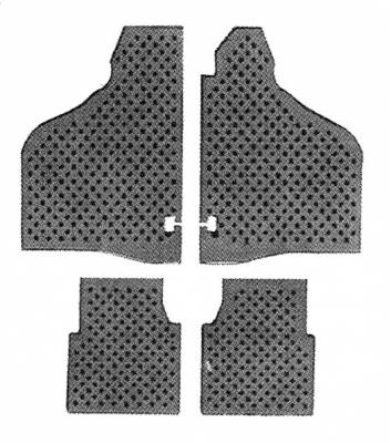 INTERIOR - Tire Covers & Floor Mats - 181-711