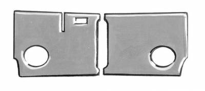 INTERIOR - Door Panels / Rear Panels & Accessories - 211-013-L/R-GY