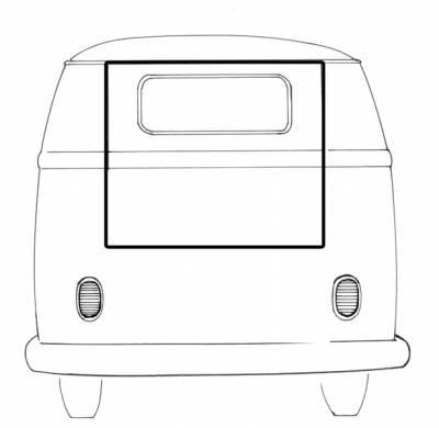 EXTERIOR - Door Rubber/Plastic - 211-193