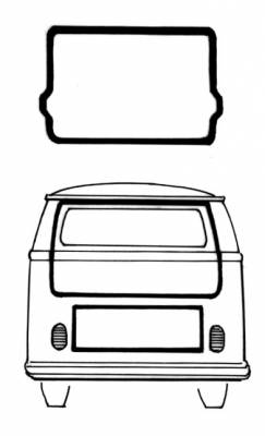 EXTERIOR - Body Rubber & Plastic - 211-193C