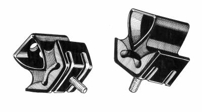 ENGINE COMPARTMENT - Engine Seals & Parts - 211-230