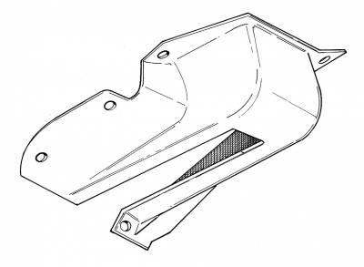 INTERIOR - Interior Rubber & Plastic - 211-530-L/R