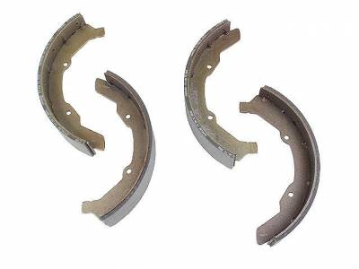 BRAKE SYSTEM - Brake Shoes & Springs - 211-609-237D
