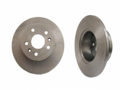 BRAKE SYSTEM - Brake Rotors & Calipers - 211-615-301B