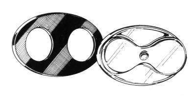 EXTERIOR - Body Rubber & Plastic - 211-639