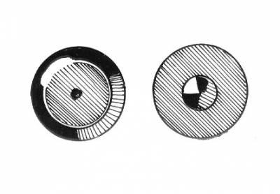 INTERIOR - Interior Rubber & Plastic - 211-897A