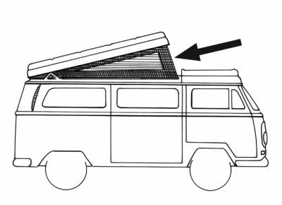 EXTERIOR - Camper Tops, Seals & Parts - 231-703
