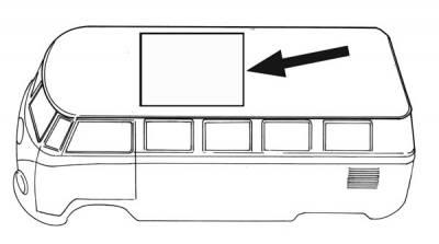 EXTERIOR - Camper Tops, Seals & Parts - 231-249