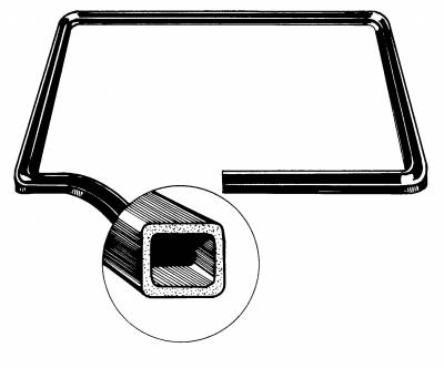 ENGINE COMPARTMENT - Engine Seals - 251-133B