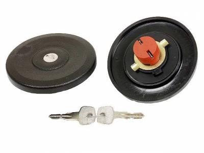EXTERIOR - Gas Caps & Flange - 251-551C