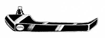 EXTERIOR - Door Hardware - 251-8314E