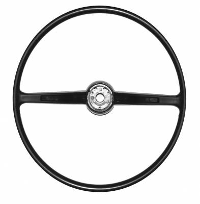 INTERIOR - Steering Wheels & Parts - 311-651D-SB