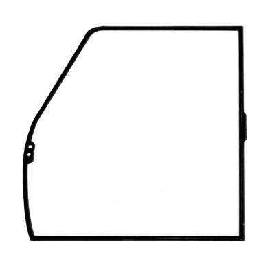 EXTERIOR - Door Rubber/Plastic - 311-711F-L