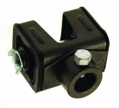 CHASSIS/SUSPENSION/CABLES - Transmission Mounts & Seals / Shift Bushings - 131-100