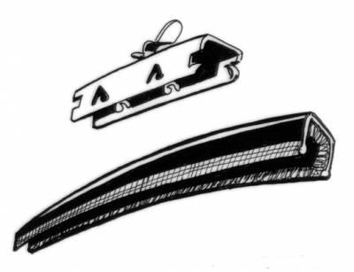 EXTERIOR - Door Hardware - 111-361