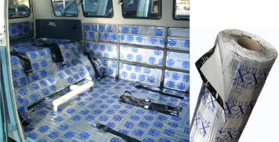 Carpet Kits & Floor Mats - Bus Carpet Front Floor & Pedestal - 1902