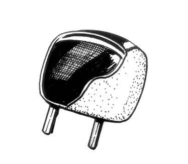Interior Parts - Bug Interior Parts - 113-054V-RD