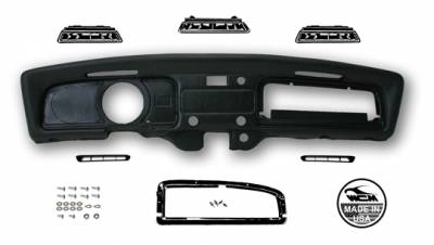 INTERIOR - Dash Parts & Accessories - 113-051B-KT