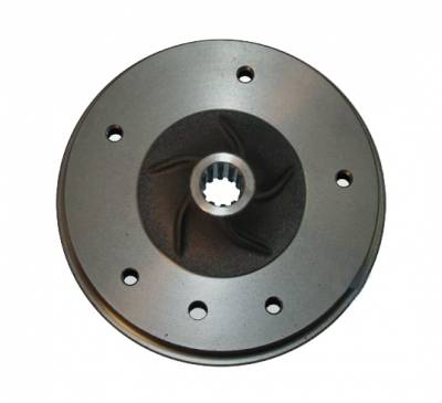 Brake System - Brake Drums - 211-501-615F