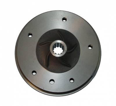 Brake System - Brake Drums - 211-501-615FG