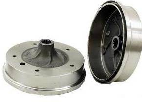 BRAKE SYSTEM - Brake Drums - 211-501-615GG