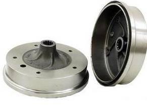 Brake System - Brake Drums - 211-501-615GG