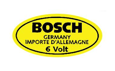 ENGINE COMPARTMENT - Stickers - 111-0003