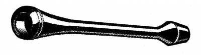EXTERIOR - Body Rubber & Plastic - 111-185A