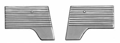INTERIOR - Door Panels / Rear Panels & Accessories - 211-009-L/R-GY