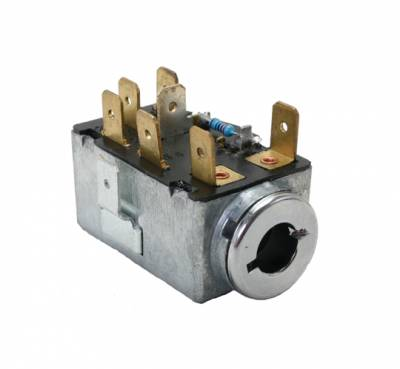 ELECTRICAL - Flashers / Relays / Misc. Switches - 113-235G
