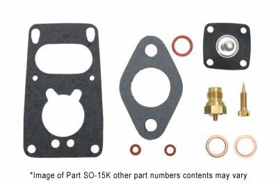 FUEL SYSTEM - Carburetors/Related Parts - SO-34K