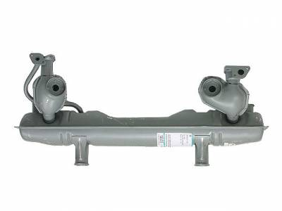 Exhaust / Muffler / Heater Parts - Mufflers, Tail Pipes & Exhaust Hardware - 111-251-051H