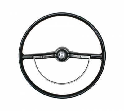 INTERIOR - Steering Wheels / Horn Buttons & Accessories - 311-651D-BK