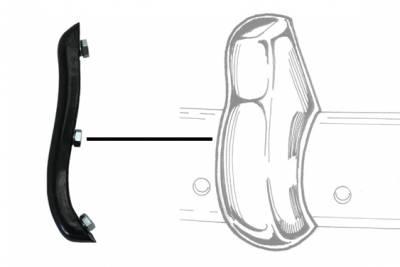 EXTERIOR - Bumper Parts - 111-155A