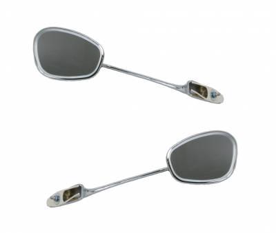 EXTERIOR - Mirrors & Hardware - 111-514-L/R