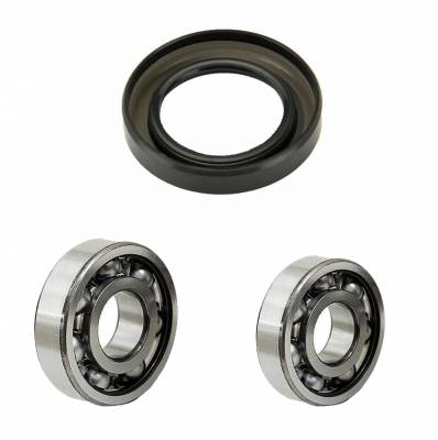 BRAKE SYSTEM - Wheel Bearings - 111-498-071