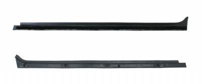 EXTERIOR - Door Rubber/Plastic - 111-475B-L