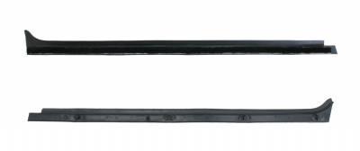 EXTERIOR - Door Rubber/Plastic - 111-476A-R